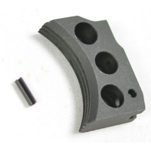 3 Holes Custom Trigger Short / Black