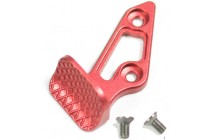 Skidproof Thumb Rest Red (Right)