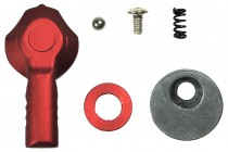 Phantom Fire Selector for AEG (Red)