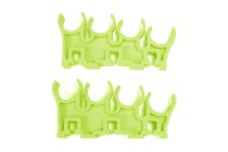 Shell Clip for 8 Rounds Plate Green