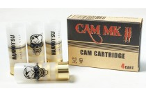 CAM MKII Shell Pack of 4pcs