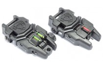 New Rhino Sight Sets with Fiber Optic