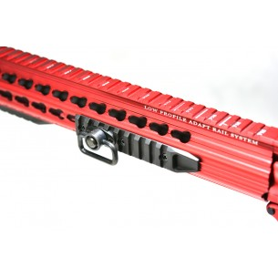 Boar Tactical Red Custom KeyMod Rifle