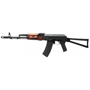 Real Wood AK74M with Scope Mount