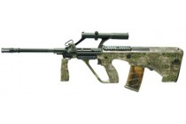 Atacs FG Camoflage with Scope